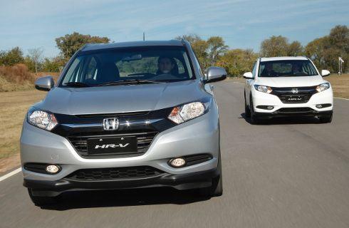 Conocimos y manejamos la Honda HR-V argentina