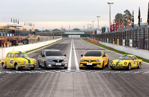 El Renault Sandero RS sigue rodando en Brasil