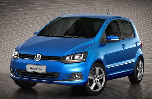 VW Fox, con más tecnología en Brasil