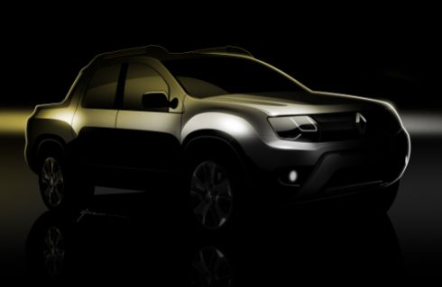 La Renault Duster Oroch entra en escena