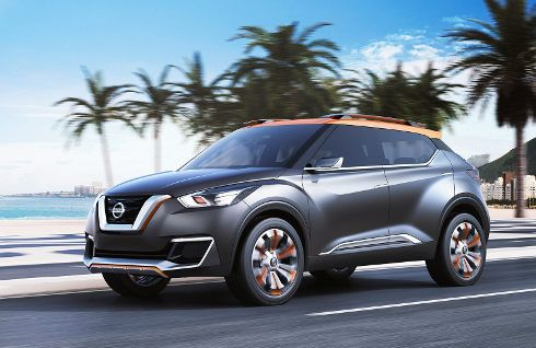 Salón de B.A: el Nissan Kicks llega a la Argentina