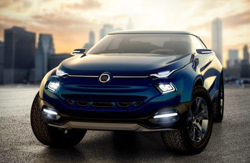 Lo que llevará Fiat al Salón del Automóvil
