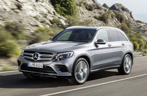 Mercedes-Benz presentó el inédito GLC