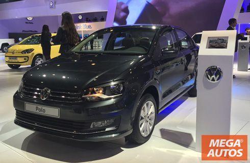 El Volkswagen Polo pisó suelo argentino