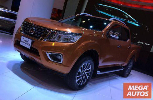 Nissan presentó en Argentina la NP300 Frontier