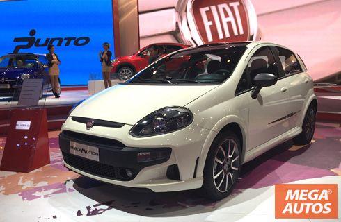 Fiat Punto Blackmotion: adelanto para Argentina