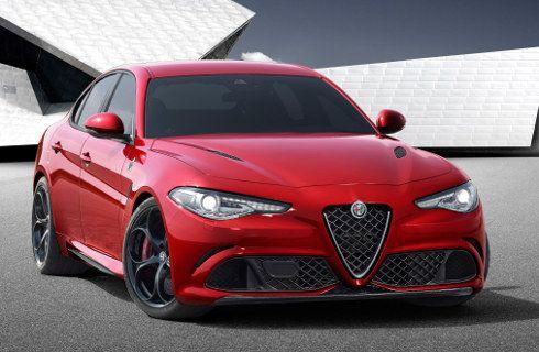 Alfa Romeo Giulia, con influencia Ferrari