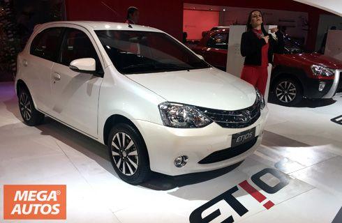 El Toyota Etios sumará la versión Platinum