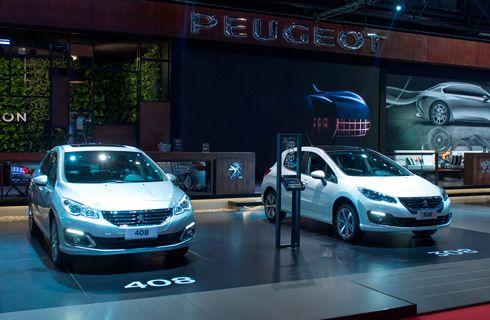 Peugeot invita a participar de activaciones vinculadas a las redes en el Salón del Auto