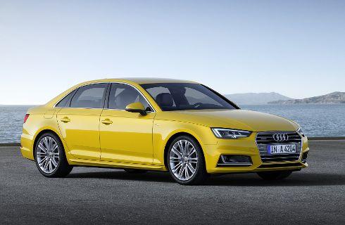 Nuevo Audi A4 de quinta generación