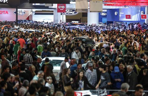 El 7º Salón Internacional del Automóvil de Buenos Aires finalizó con éxito