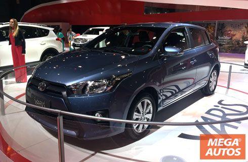 Así es el Toyota Yaris que llegaría al país