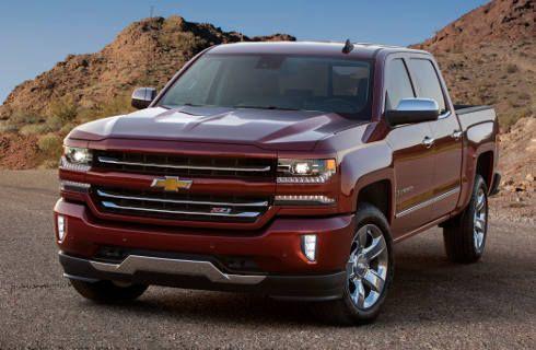 Chevrolet renueva la Silverado