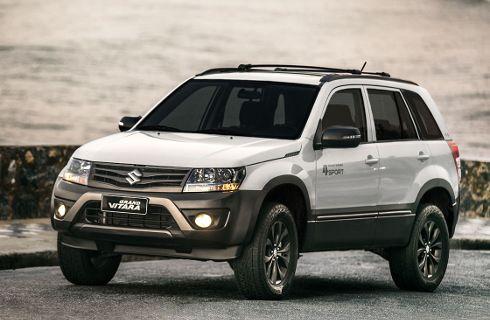 4Sport: más carácter para la Suzuki Grand Vitara