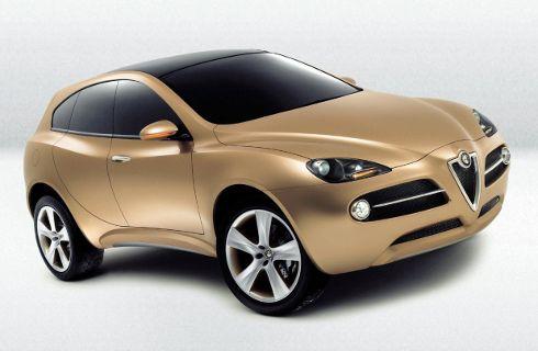 Alfa Romeo prepara su primer SUV