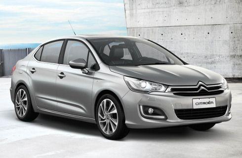 Citroën C4 Lounge, con mejoras en seguridad