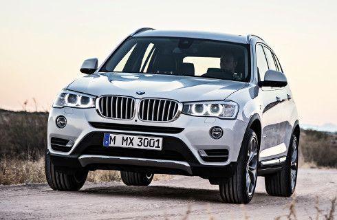 BMW ya produce el X3 en Brasil