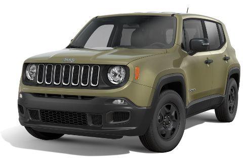 Un Jeep Renegade para sumar ventas