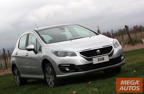 Peugeot renovó los 308 y 408 en Argentina