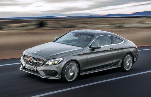 El Mercedes-Benz Clase C ya tiene su Coupé