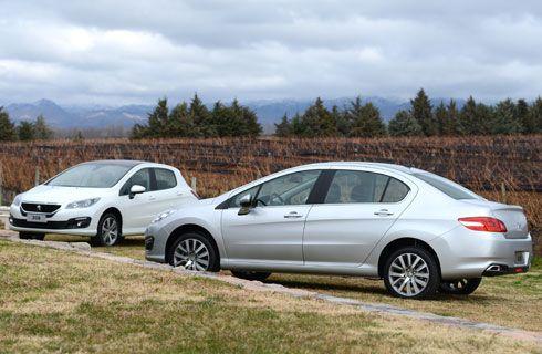 Primer contacto con los nuevos Peugeot 308 y 408