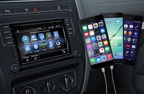 Volkswagen App Connect, conectividad para Fox y Suran