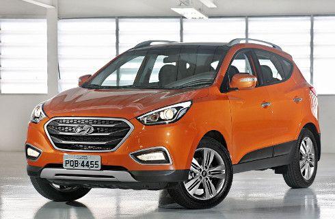 Cambios para el Hyundai Tucson brasileño