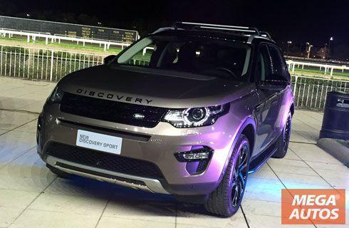 El Land Rover Discovery Sport ya se vende en Argentina