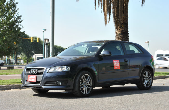 Prueba: Audi A3 1.4 TFSI S-Tronic