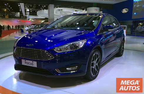 Ford muestra el renovado Focus en Argentina