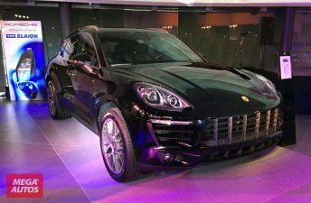 Porsche Macan S, en Argentina desde 300 mil dólares