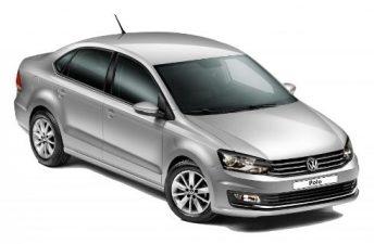 El Volkswagen Polo arribó al país