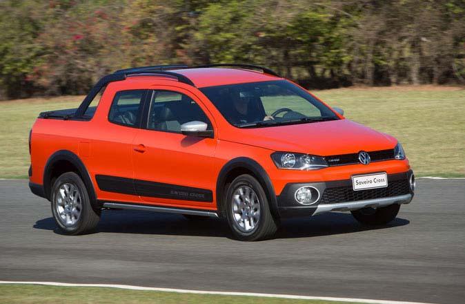 La Volkswagen Saveiro Cross ya está en Argentina
