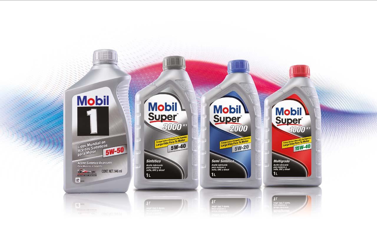 AXION energy presentó su nuevo lubricante Mobil Super 3000