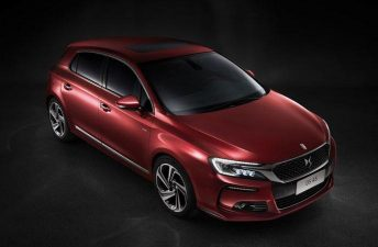 DS 4S, el nuevo hatchback premium para China