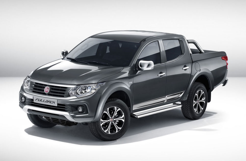 Fullback: la pick up mediana de Fiat