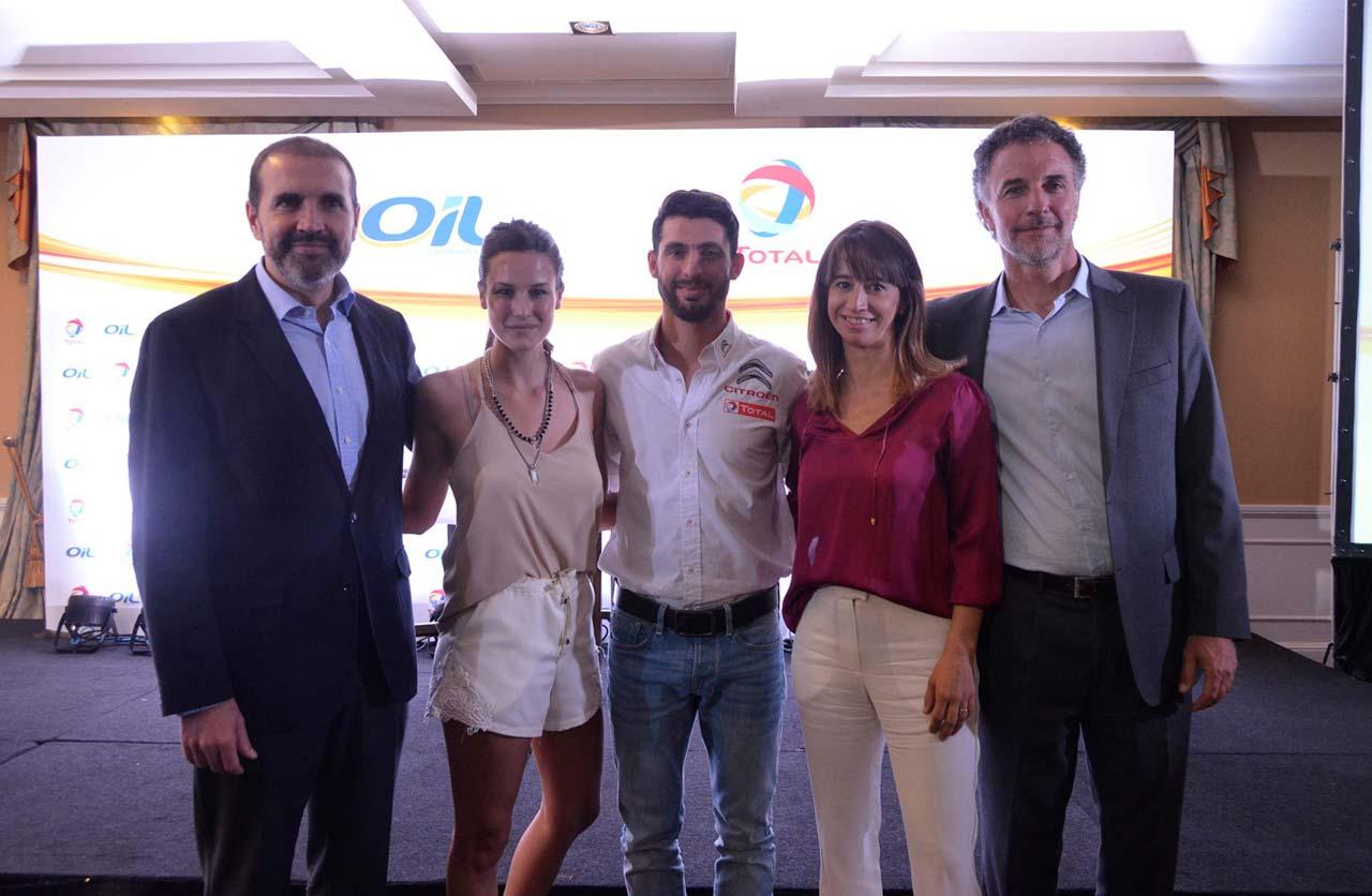 Acuerdo comercial entre Total Especialidades Argentina y Oil Combustibles