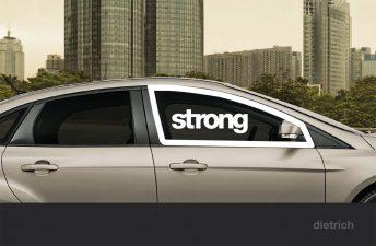 Strong, la nueva oferta completa de protección antivandálica y antibalística