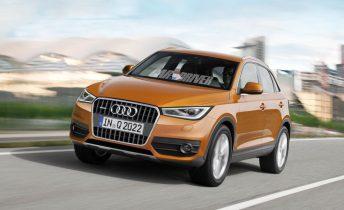 El futuro de Audi, con el SUV chico Q2