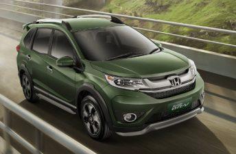 Más sobre la nueva Honda BR-V