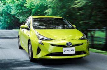 El nuevo Toyota Prius debutó en Japón