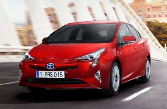 La técnica del nuevo Toyota Prius