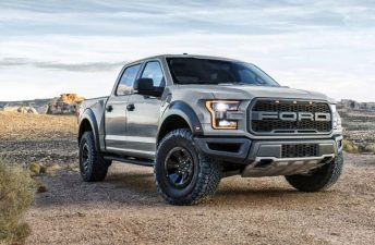 Ford estrenó la nueva F-150 Raptor SuperCrew