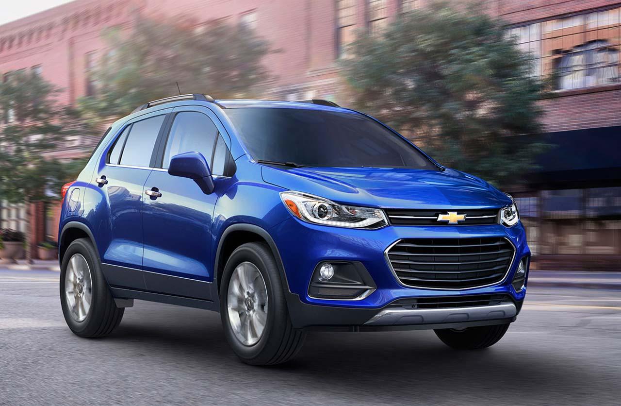 La Chevrolet Tracker se pone al día con la nueva imagen de la marca