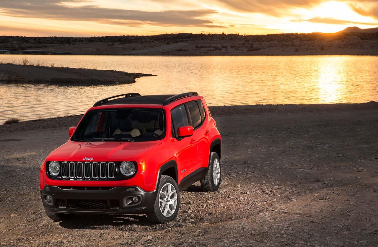Jeep Renegade, preventa en Argentina a 398.700 pesos