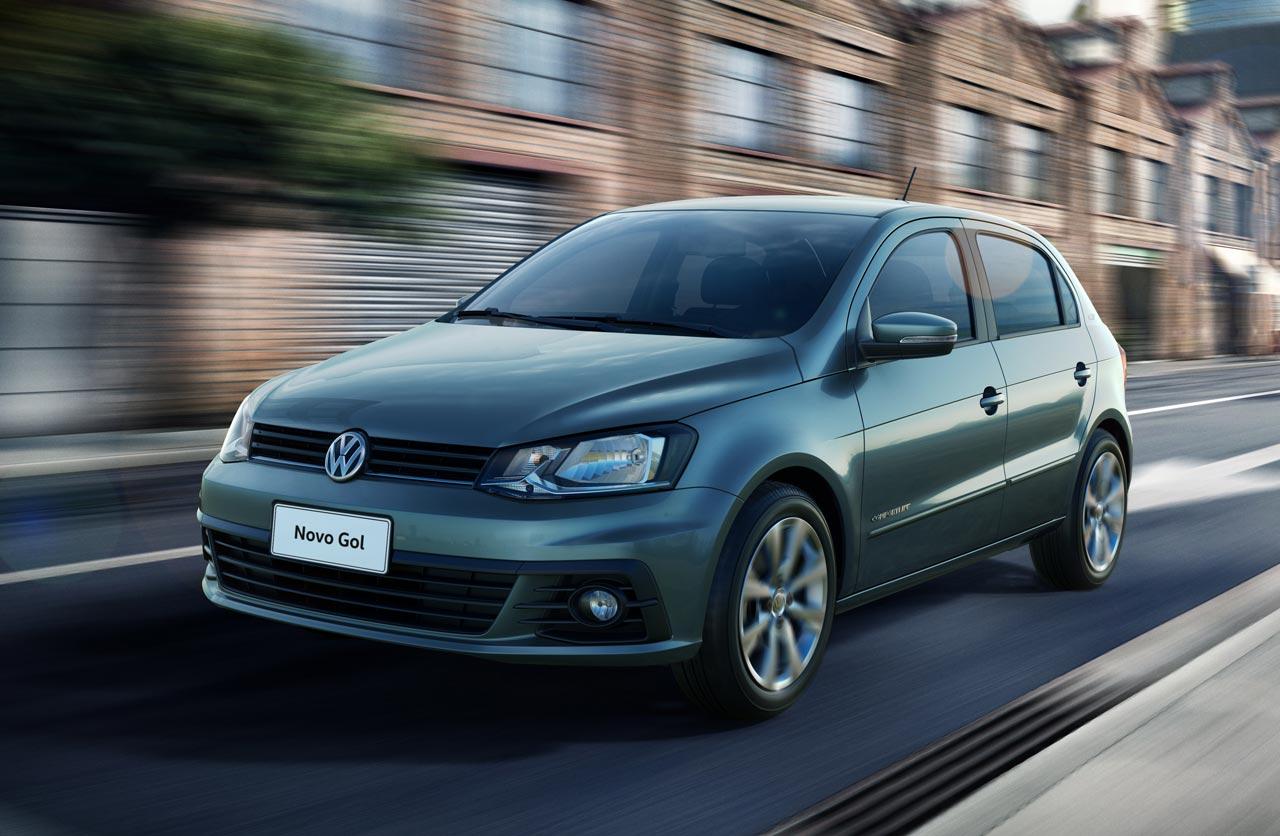 Los Volkswagen Gol y Voyage tendrán nueva caja automática