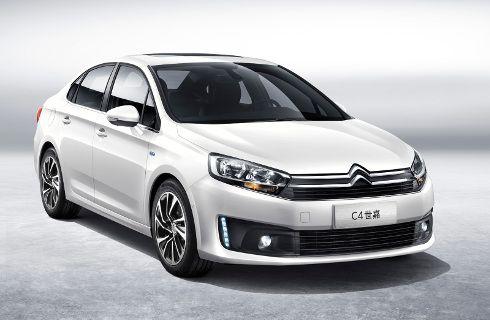 Citroën tiene un nuevo C4 para el mercado chino