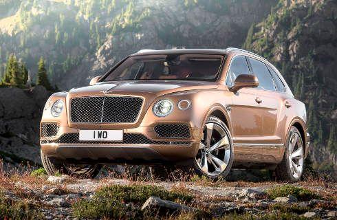 Bentley Bentayga: en la cumbre de los SUV