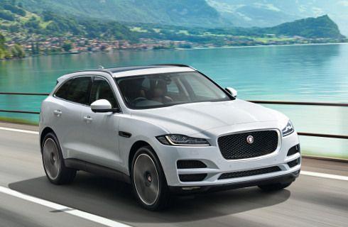 F-Pace, el primer SUV de Jaguar