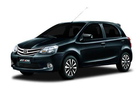 Toyota lanzó el Etios Platinum, a partir de $207.300